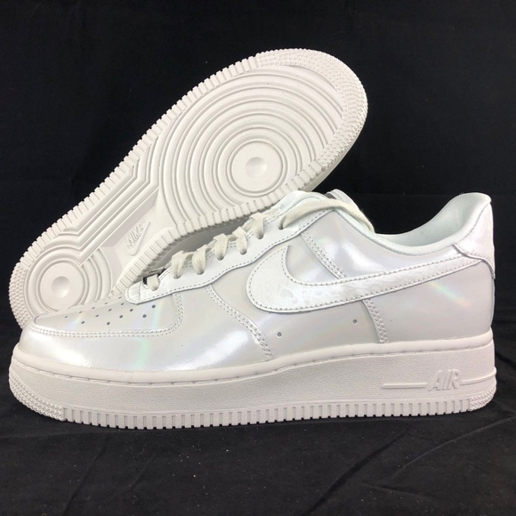 Nike WMNS Air Force 1 '07 LX Lux Low Summit White NWT
